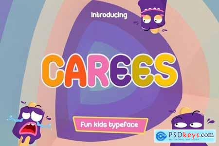 Carees Fun For Kids YR