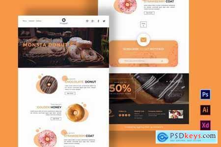 Lets Donut Newsletter