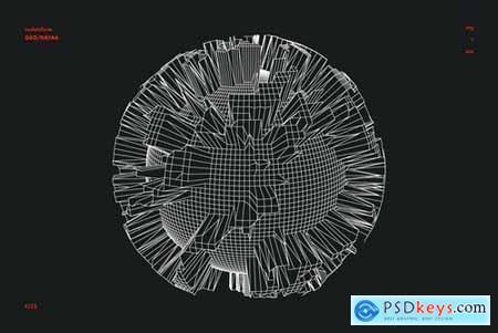 GEO_DATA6 Vector Pack