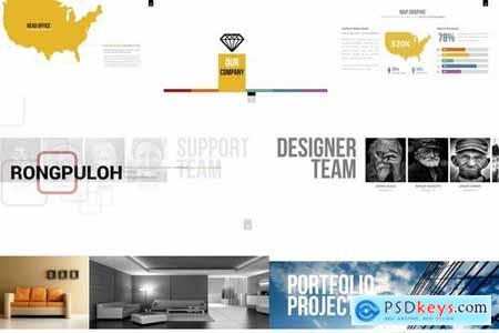 Rongpuloh - Powerpoint and Google Slides Templates