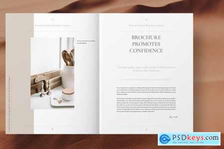 Fashion Brochure Layout 4493002