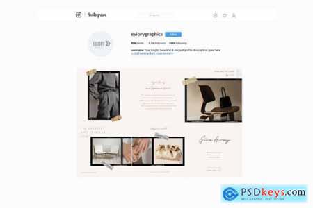 Essa Instagram Puzzle - Canva & PS 4458381