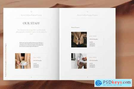 Fashion Proposal Layout 4493273