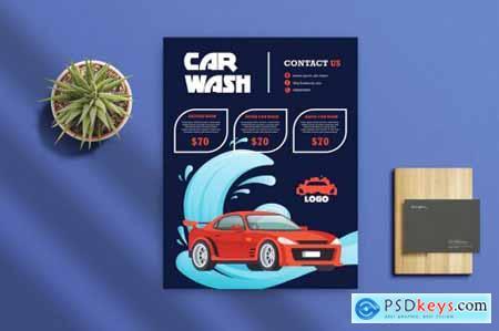 Car Wash Flyer 2