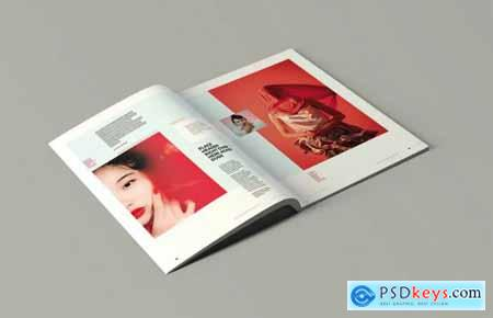Behive - Magazine Template