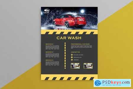 Car Wash Flyer 5