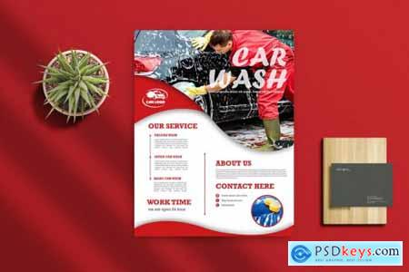 Car Wash Flyer 3
