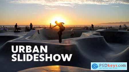 Videohive Urban Glitch -- Trendy Opener 23258432