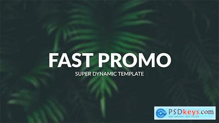 Videohive Fast Promo 20086552