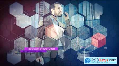Videohive Business Showcase 04_Hex 2 22637205