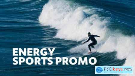 Videohive Energy Sport -- Dynamic Promo 23264956