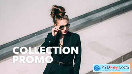 Videohive Fashion Brand -- New Collection Promo 23621551