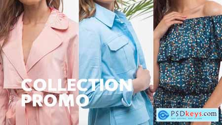 Videohive Fashion Brand -- New Collection Promo 23418582