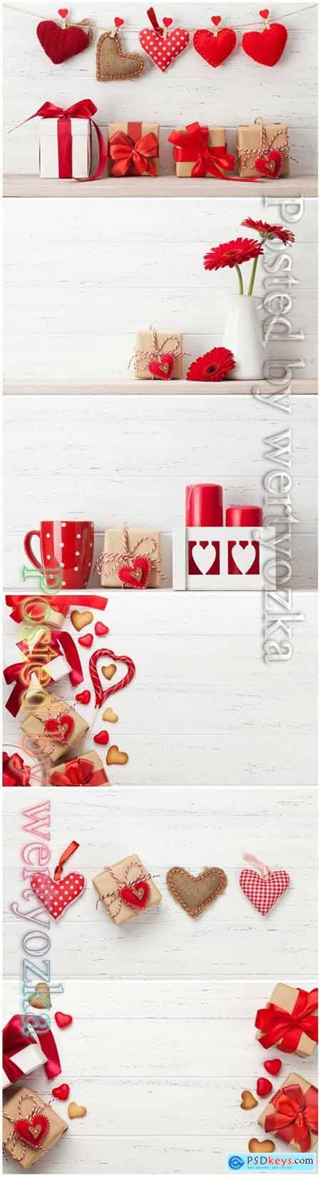 Valentines day beautiful stock photo # 2