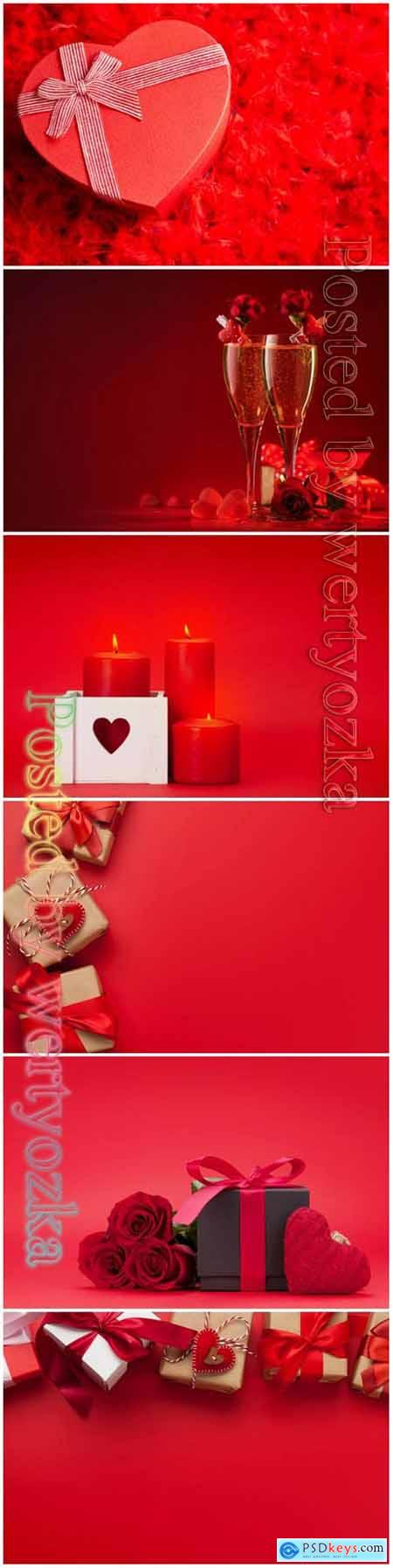 Valentines day beautiful stock photo # 3