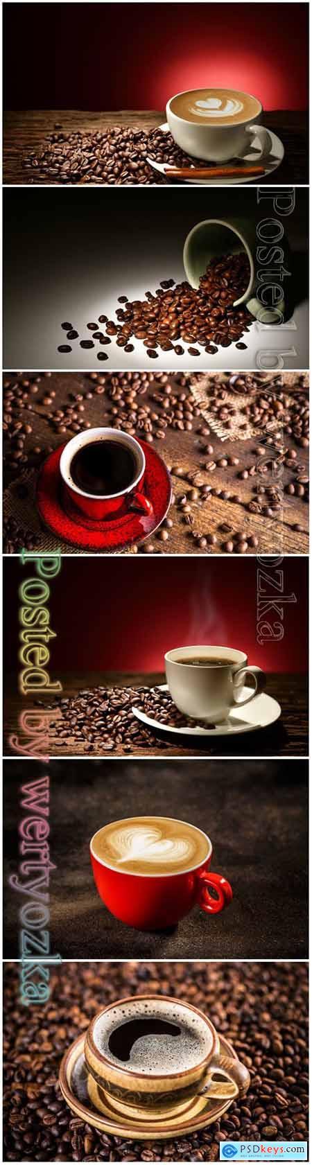 Coffee beautiful stock photo