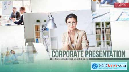 Videohive Corporate Presentation 13387814