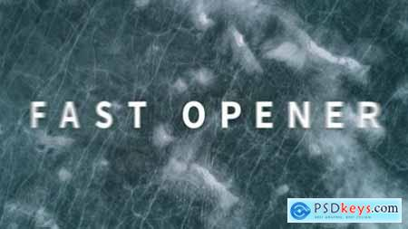 Videohive Fast Opener 19796963