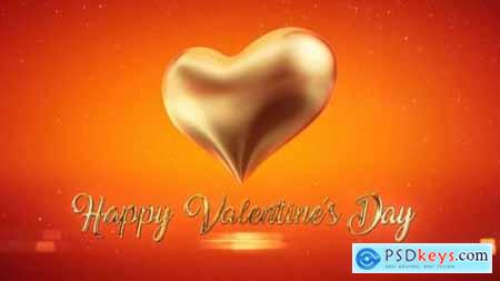 Videohive Valentines Day Greeting 6711847