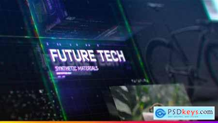 Videohive Futuristic HUD Slideshow 25551833