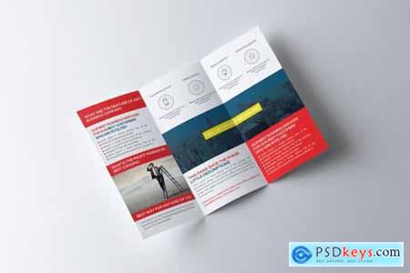 Creative Business Trifold Brochure 4344208