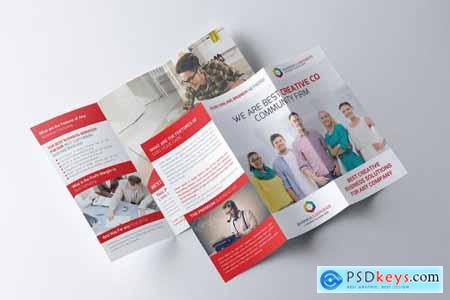 General Purpose Corporate Trifold 4344639