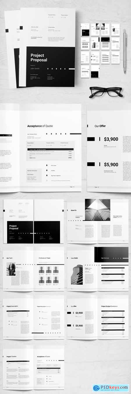 Black and White Project Proposal 261040531