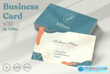Business Card v10