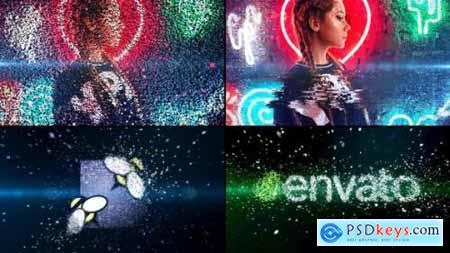 Videohive Particle Effect and Glitch 771851