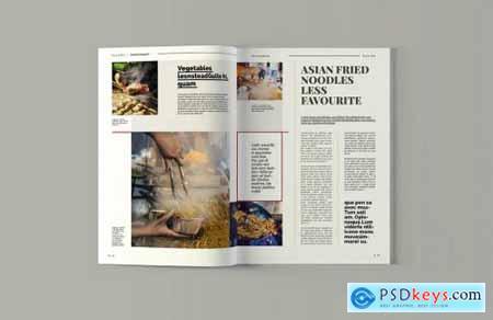 Duaribu - Magazine Template