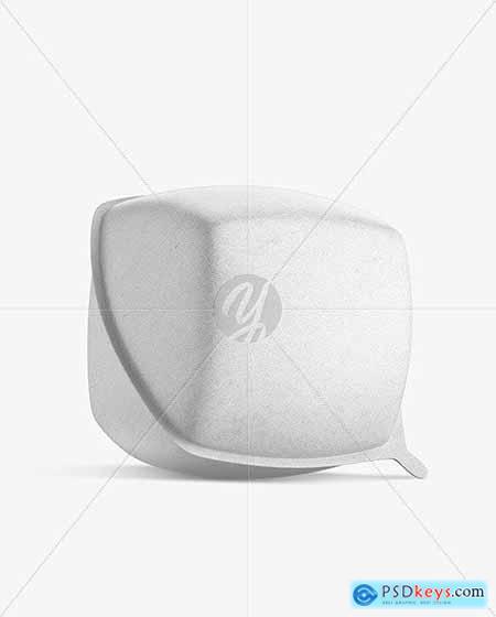 Kraft Cube Pack Mockup 54532