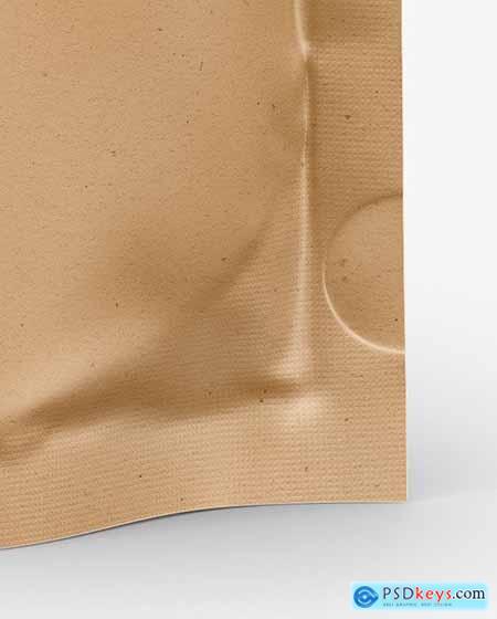 Kraft Doy-Pack Mockup 54626