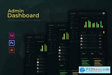 Flymail Dashboard- Admin Template