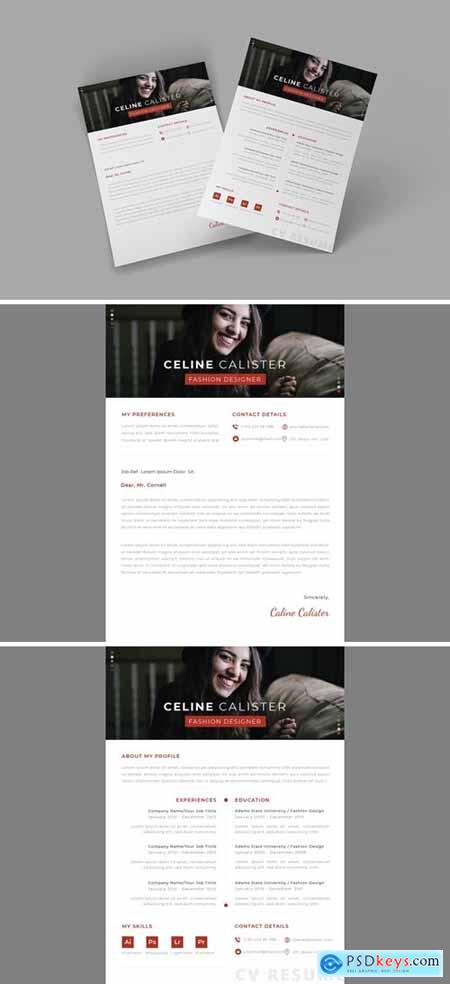 Cleansyl CV Resume
