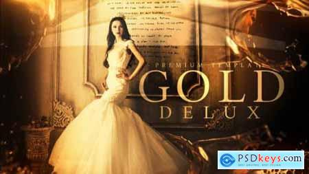Videohive Gold Delux 22987323