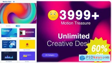 Videohive Motion Treasure 24921003