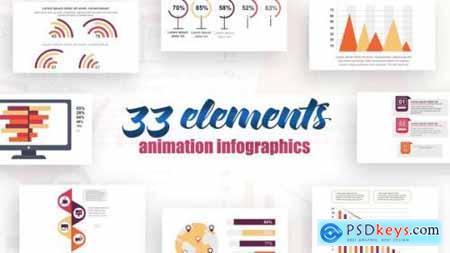 Videohive Infographics vol11 25582067