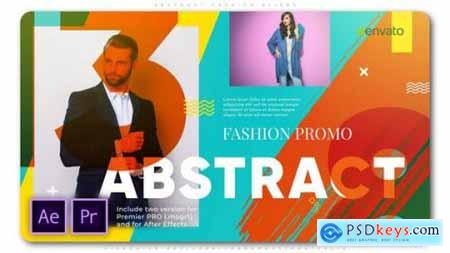Videohive Abstract Fashion Slides 25577986