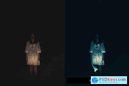 50 Horror Film Lightroom Presets and LUTs 4457132