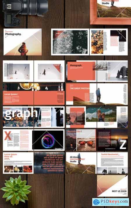 Red and White Photo Album 261069774