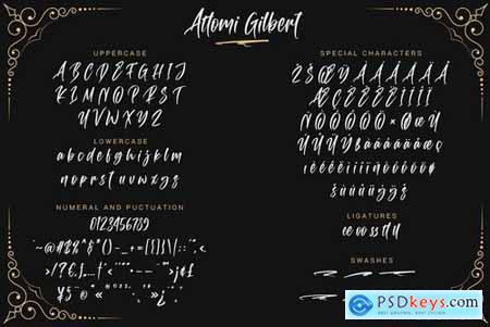 Attomi Gilbert 4490201