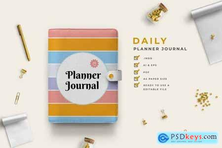 Hevva - Work Daily Planner Journal
