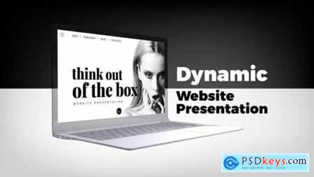 Videohive Dynamic Website Presentation 21494247