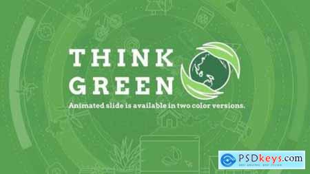 Videohive Think Green 25542704