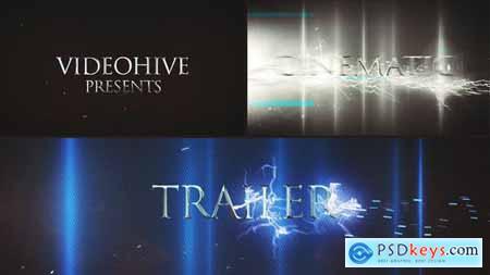 Videohive Cinematic Trailer Trailler 23106995