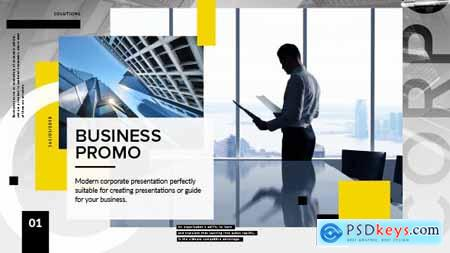 Videohive Clean Corporate Presentation 21256999