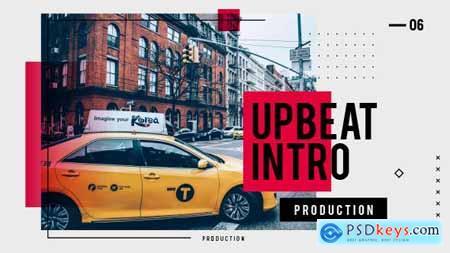 Videohive Short Upbeat Intro 1634074