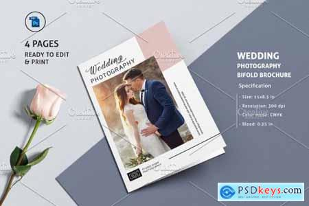 Wedding Photography Brochure V907 4062362