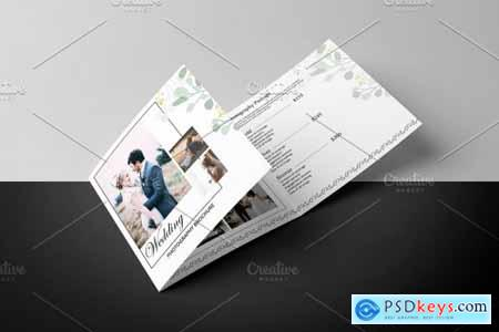 Wedding Photography Brochure V908 4062394