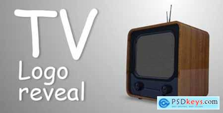 Videohive TV Logo Reveal 13095200
